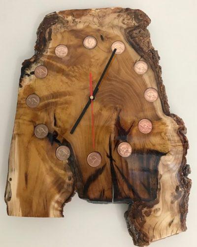 vincent-mule-timber-clock-pennies